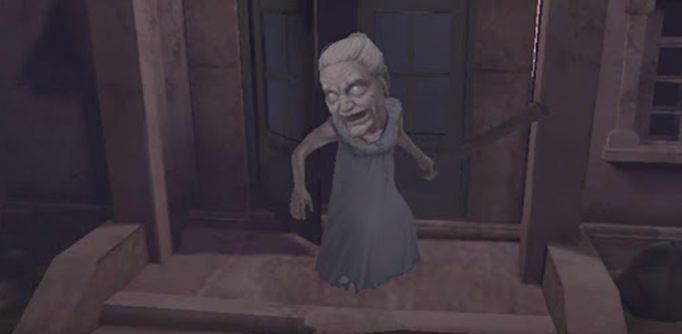 Granny House assustador