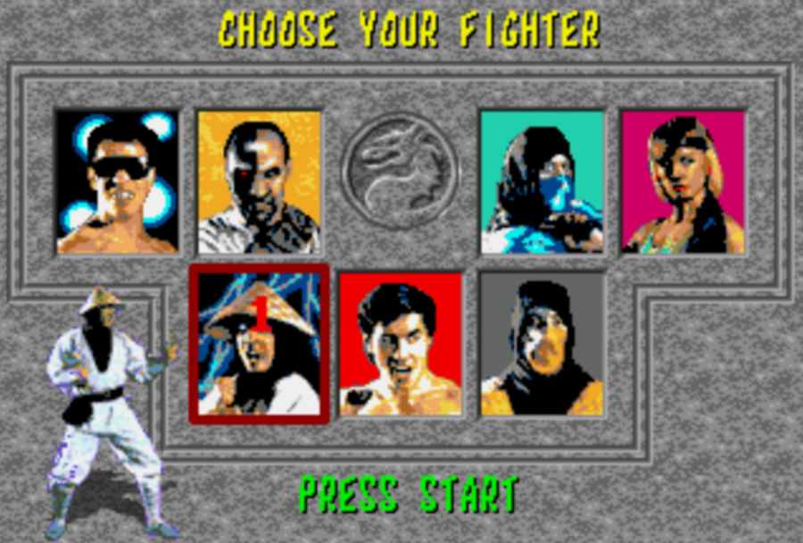 Jogar Mortal Kombat grátis
