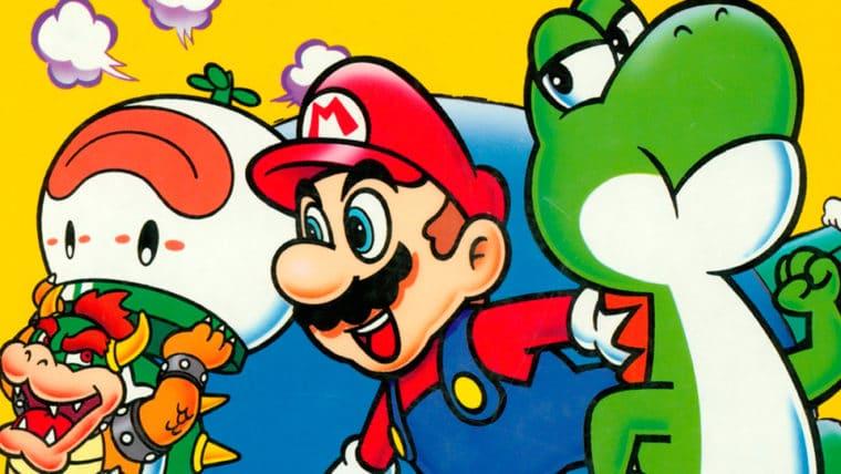 Jogar Mario World
